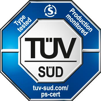 TUV certificazione